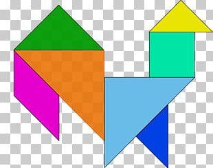 Jigsaw Puzzles Tangram Chicken Bird PNG