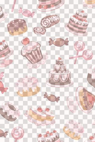 Muffin Dessert Cake Candy PNG