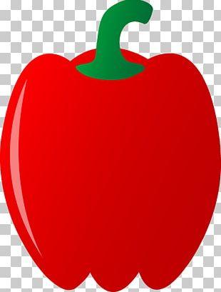 Bell Pepper Serrano Pepper Jalapexf1o Chili Pepper PNG