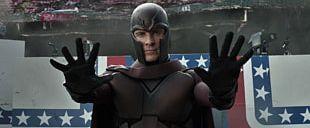 Magneto Professor X Wolverine Mystique Beast PNG
