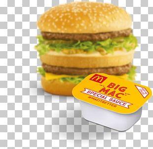 McDonald's Big Mac Hamburger McDonald's Quarter Pounder Cheeseburger Whopper PNG