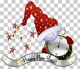 New Years Day Christmas Card New Years Eve PNG