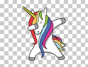 T-shirt Unicorn Desktop Dab Mobile Phones PNG