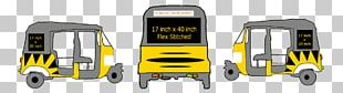 Car Auto Rickshaw Advertising Agency Auto Expo PNG