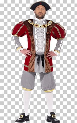 Henry VIII Costume Party Clothing Kingdom Of England PNG