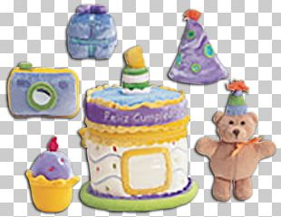 Cake Decorating Food Toy PNG