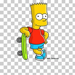 Bart Simpson Homer Simpson Edna Krabappel Ned Flanders Ralph Wiggum PNG