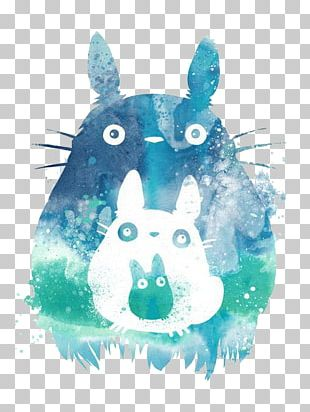 Studio Ghibli Anime Drawing Painting PNG