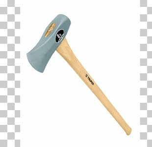 Splitting Maul Axe Wood Splitting Handle Tool PNG