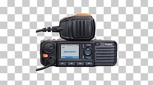 Digital Mobile Radio Two-way Radio Hytera Mobile Phones PNG
