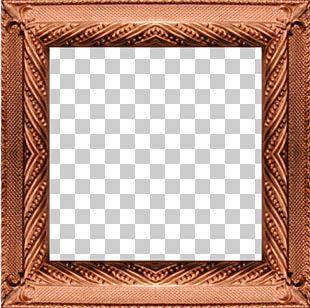 Frame Brown PNG