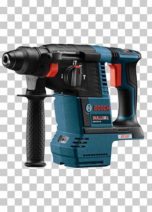 SDS Hammer Drill Cordless Robert Bosch GmbH Tool PNG