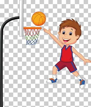Basketball Sport Child PNG