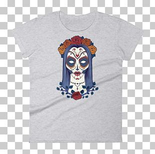 Calavera Zazzle Skull Day Of The Dead Drawing PNG