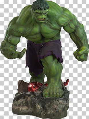 Hulk Spider-Man Iron Man Sideshow Collectibles Action & Toy Figures PNG