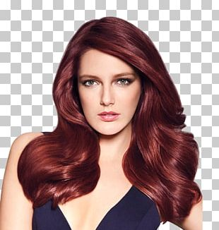 Hair Coloring Argan Oil Brown Hair PNG