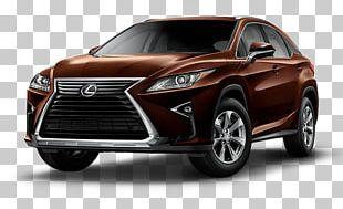 2017 Lexus RX Sport Utility Vehicle Car 2018 Lexus RX 350L Premium PNG