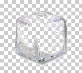 Ice Cube Freezing PNG