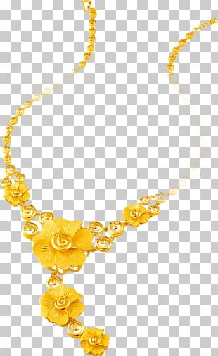 Necklace Gold Fashion Accessory PNG