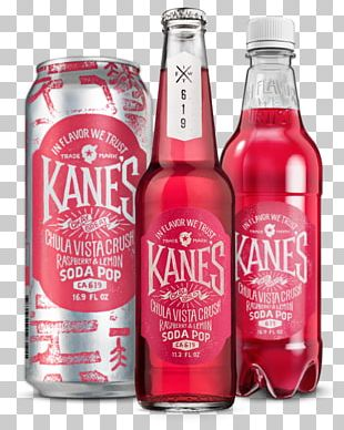 Fizzy Drinks Beer Punch Lemonade Kane's Soda Pop PNG