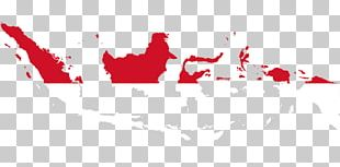 Flag Of Indonesia Map National Flag PNG