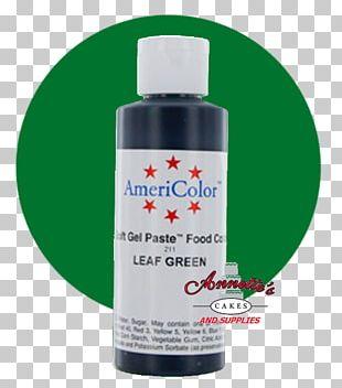 Food Coloring Paste Gel PNG