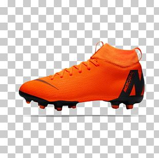 Football Boot Nike Mercurial Vapor Cleat Shoe PNG