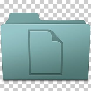 Rectangle Aqua PNG