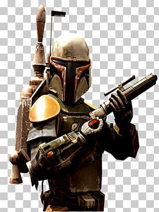 Boba Fett Anakin Skywalker Jango Fett Stormtrooper Star Wars PNG