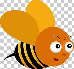 Honey Bee PNG