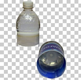 Bottle Mineral Water Liquid Glass PNG