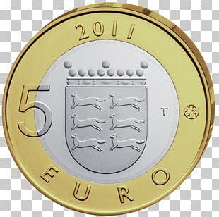 Euro Coins Finland Commemorative Coin Money PNG
