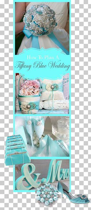 Wedding Reception Tiffany Blue Aqua PNG