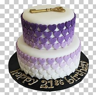 Birthday Cake Layer Cake Bakery Petit Four Princess Cake PNG