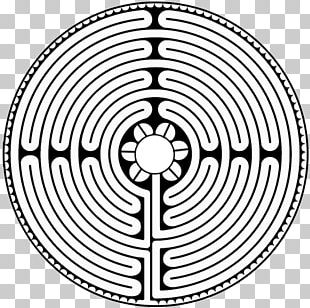 Chartres Cathedral Labyrinth Gothic Architecture Middle Ages PNG