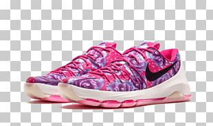 Sports Shoes Nike Kd 8 Prm Shoes Vivid Pink // Black 819148 603 Basketball PNG