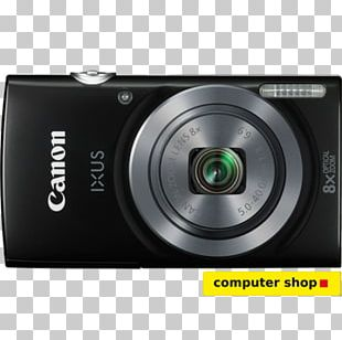 Canon PowerShot SX60 HS Point-and-shoot Camera Zoom Lens PNG