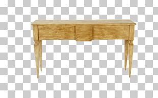 Table Desk Nightstand Wood PNG