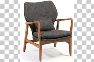 Table Wing Chair Fauteuil Furniture PNG