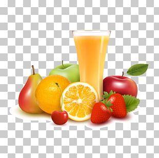 Orange Juice Apple Juice Fruit PNG