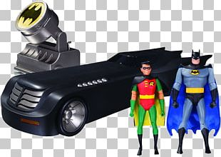Batman Robin Batmobile Man-Bat Action & Toy Figures PNG