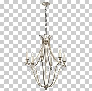 Chandelier Lighting Light Fixture Pendant Light PNG
