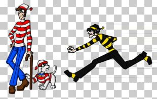 Where's Wally? Wizard Whitebeard Odlaw PNG