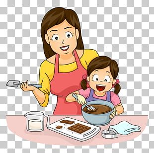 Cooking Mother Baking PNG