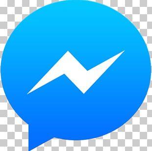 Facebook Messenger Logo Messaging Apps PNG