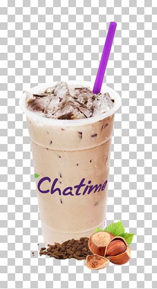 Chocolate Ice Cream Frappé Coffee Milkshake Iced Coffee Bubble Tea PNG