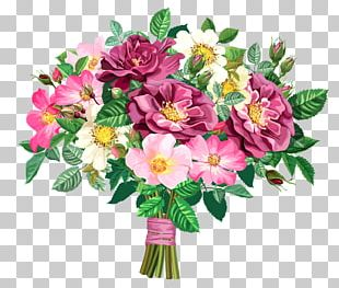 Flower Bouquet Floral Design PNG