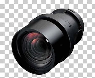 Multimedia Projectors Panasonic Fixed-focus Lens Camera Lens Zoom Lens PNG