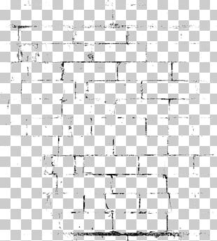 White Square Structure Angle Pattern PNG