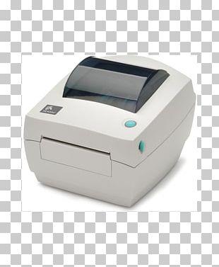 Zebra GC420 Zebra Technologies Label Printer Thermal Printing PNG